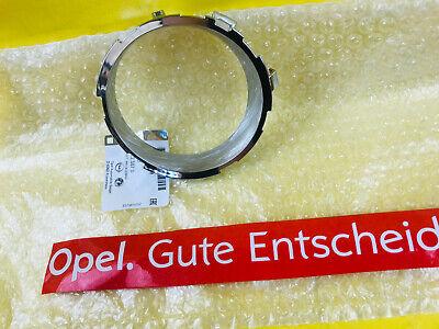 Nuevo Original GM Opel Adam Marcos Cromo Antiniebla Izquierda En Parachoques Hi