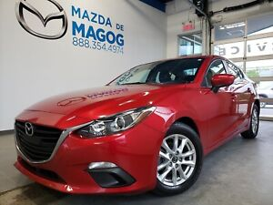 2015 Mazda Mazda3 GS Sieges Chaffants