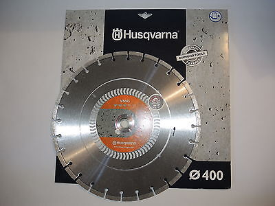 Original Husqvarna VN45 Trennscheibe Diamanttrennscheibe 400 mm  NEU