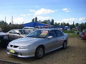 2002 Holden Commodore VX Series II S Sedan Very Tidy Low Low kms Orange Orange Area Preview