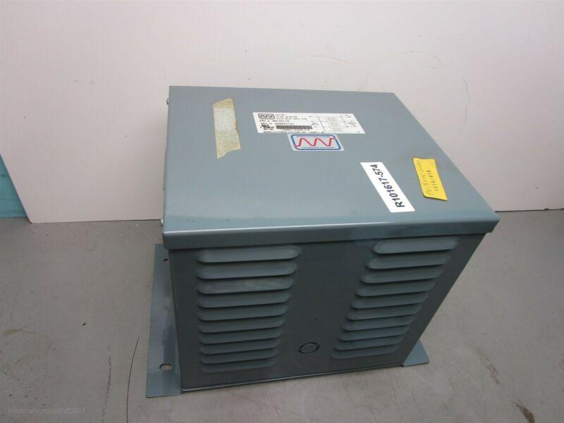 Marelco Transformer M-18713E 8 kva Pri 460 Delta Sec 230wye/133 Blanchard New