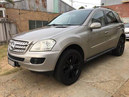 2008 Mercedes-Benz ML320 CDI Luxury 4x4 Wagon