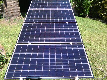 Solar Panels Pre Loved