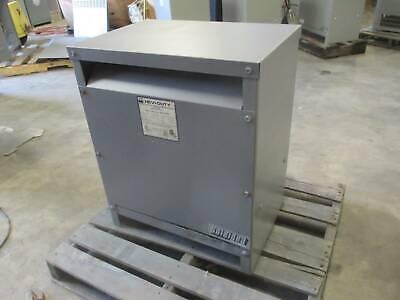 Hevi Duty Sola 34 kVA 460 Delta - 460Y/266 DT651H34S Isolation Transformer -