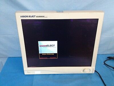 Stryker Vision Elect Hd Endoscopy Surgical Flat Display Monitor 240-030-930
