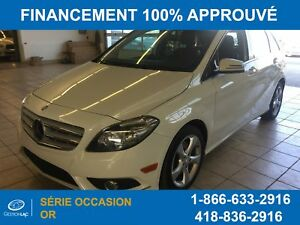 Mercedes-Benz B250 2.0l Turbo , Bluetooth , Tout Equipé 2013