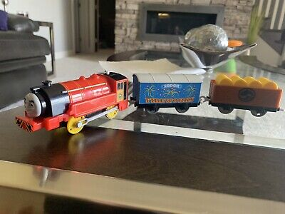 "Thomas And Friends ""Victor ""Sodor Steam Works Motorized Train Fireworks"