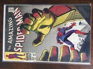 Amazing spider-man # 67