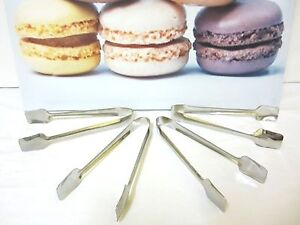 4 x Candy Lolly Buffet Small Mini Tongs.  Lolly Bar Wedding Table Small Tongs