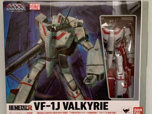 HI-METAL R Macross VF-1J HIKARU ICHIJYO BANDAI 1/100 US SELLER robotech