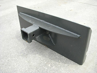 Trailer Receiver Hitch Attachment Toro Dingo Mini Skid Steer Usa - Free Shipping