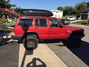 Jeep Cherokee  XJ 1998