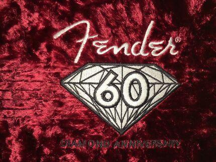 Fender Telecaster 60th anniversary******2006 model.