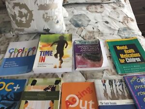 Child and youth worker books year 1-3