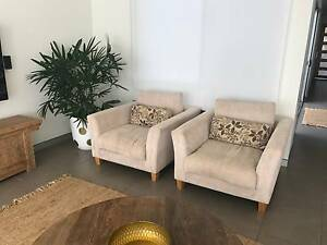 Domayne Barton 4 Seater Lounge Varsity Lakes Gold Coast South Preview