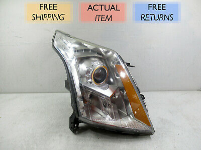 GENUINE OEM |  2010 - 2016 Cadillac SRX Halogen Headlight (Right/Passenger)