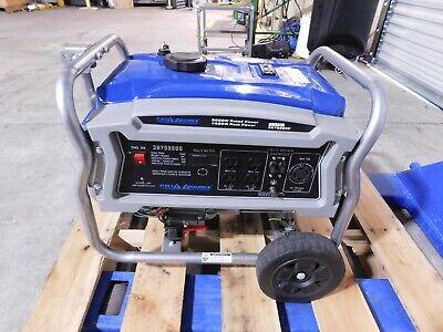 Pro-source Gasoline Portable Generator 7hr Full Load Time 120240v