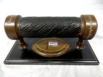 Altes Stück Telegraphen Kabel Norddeutsche Seekabelwerke Triest - Ragusa 1908