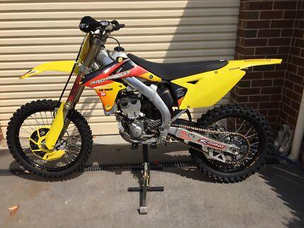 RMZ 250 2010 rec reg  Sale Wellington Area Preview