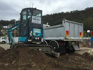 Excavator - Posi Track - Tipper Hire Thornton Maitland Area Preview