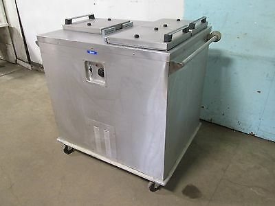 """""""SECO 4731166"""" HD COMMERCIAL (NSF) SPRING LOADED 3 COMPARTMENTS 9"""" PLATE HOLDERS"""