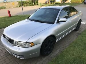 Audi s4 2001 manuel needs to go