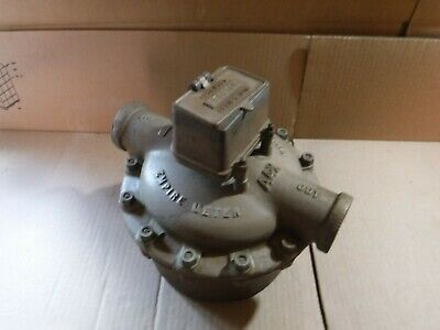 Vintage Rare Empire Type Aax Water Meter By National Meter Co .ny Steampunk