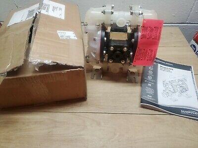 Sandpiper Le05b2p1tpns000 Sandpiper Model S05 100 Psi 7 Bar Diaphragm Pump