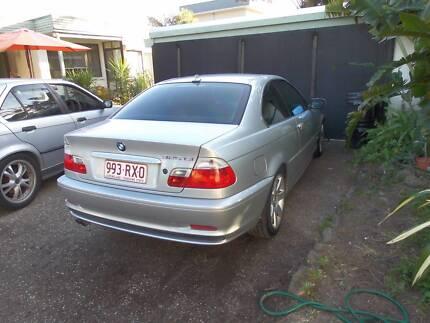 2002 BMW 325 ci Coupe