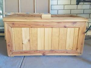 Wooden Storage Box Clearview Port Adelaide Area Preview