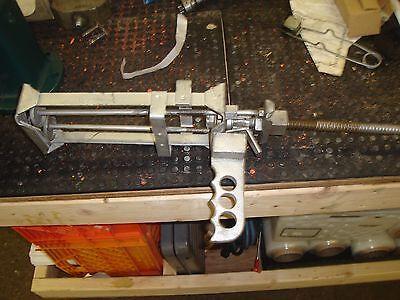 USED DUAL  ALBION AECO BULK GUN FREE SHIPPING
