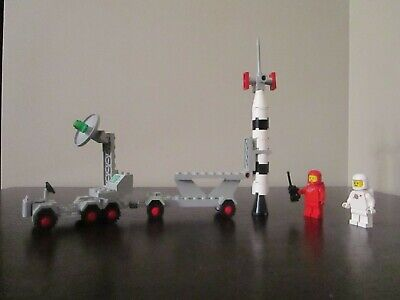 Vintage (1979) LEGO Classic Space set 462 Mobile Rocket Launcher - VERY RARE