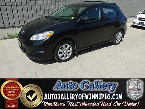 2013 Toyota Matrix S AWD *Low price!