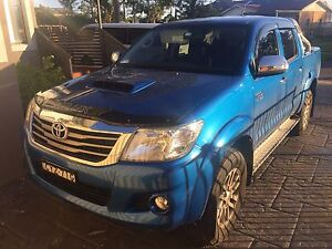 2015 Toyota hilux for sale Mount Druitt Blacktown Area Preview