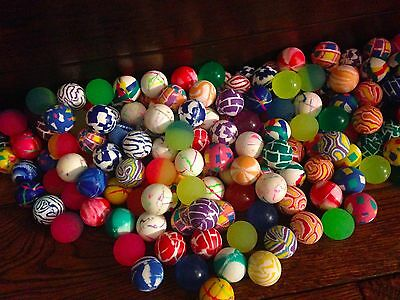 500 Super Bouncy Balls Bulk Toy Vending Gumball Machine 27mm 1