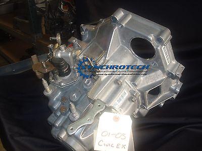Honda Civic EX 01-05 Synchrotech Manual Transmission