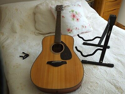 Yamaha FG700MS Acoustic Guitar, Very good Condition