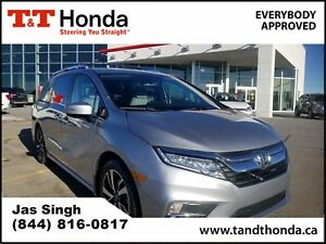 2018 Honda Odyssey Touring *Leather Interior, Extended Warran...