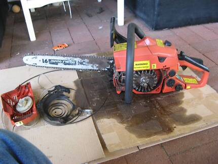 Parts required for Xceed chainsaw Bayswater Bayswater Area Preview