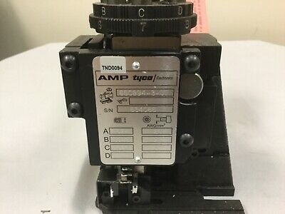 Amp Tyco Applicator 680894-3 For Crimping 764607 1-794607 Series Terminals