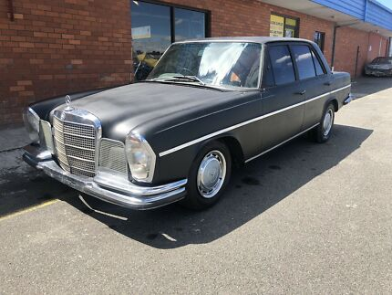 Mercedes 1970 280SE Sedan W108 with RB30 Conversion