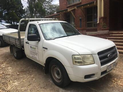 2007 Ford Ranger Ute Baldivis Rockingham Area Preview