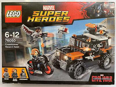 76050 Lego Marvel Super Heroes 'Crossbones' Hazard Heist'