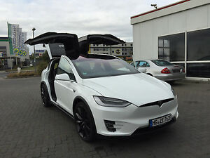 Tesla Model X P90DL-Founders Edition-Vollausstattung