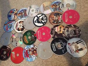 Hole bunch of movies