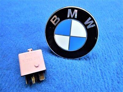 BMW ABS Asc + T Relay Maker Light Pink Rose Brake Bosch e31 e34 e38 e39 8365326