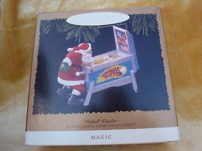 Hallmark 1996 Pinball Wonder Olx7451  New In Box