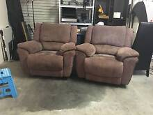 2x chocolate recliners Nerang Gold Coast West Preview