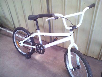 20 inch bmx bike's