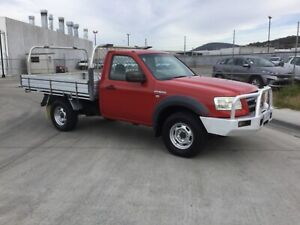 Ford Ranger 4X4 Flatray Derwent Park Glenorchy Area Preview